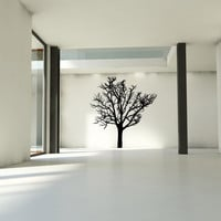 Vinyl Wall Decal Sticker Eerie Tree #OS_MB619