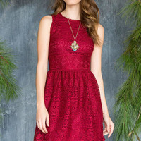 Leigh Lace Dress
