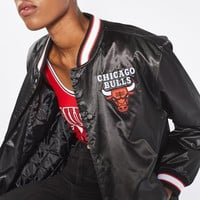 Chicago Bulls Jacket by UNK X Topshop - Jackets & Coats - Clothing