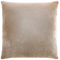 Ombre Coyote Velvet Pillows by Kevin O'Brien Studio