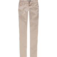 Scissor Girls Twill Jeggings Khaki  In Sizes
