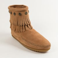 Double Fringe Sides Boot