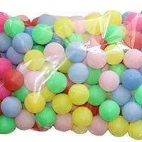 Beer Ping Pong Balls Assorted Color Table Tennis Balls (150 Pack)