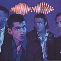 Arctic Monkeys Band Portrait Poster 24x36