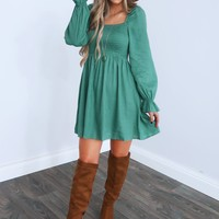 Fall Fairytale Dress: Jade