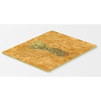 Pineapple  Kitchen or Bath Mat 20x30