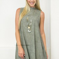 Boho Pocket Dress