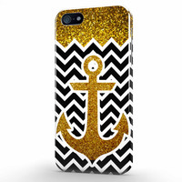 Anchor Gold iPhone 5 | 5s Case, 3d printed IPhone case