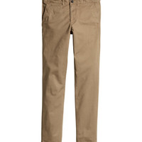 H&M Chinos Skinny Fit $29.99