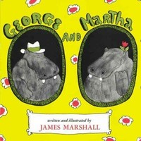 George and Martha (Sandpiper Books)
