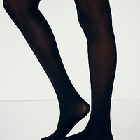 LOOK Womens Everyday Opaque Tight