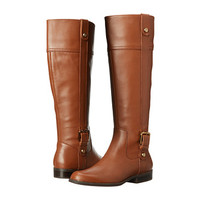 Anne Klein Ciji Cognac Leather - Zappos.com Free Shipping BOTH Ways