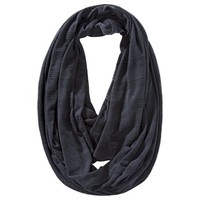 Mossimo Supply Co. Solid Infinity Scarf - Black