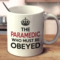 The Paramedic Who Must Be Obeyed