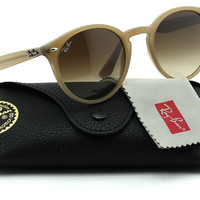 Ray-Ban RB2180 Unisex Round Sunglasses