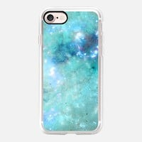 Abstract Galaxies 4 iPhone 7 Case by Barruf | Casetify