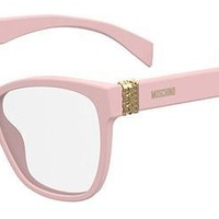 Moschino - Mos 510 Pink Eyeglasses / Demo Lenses