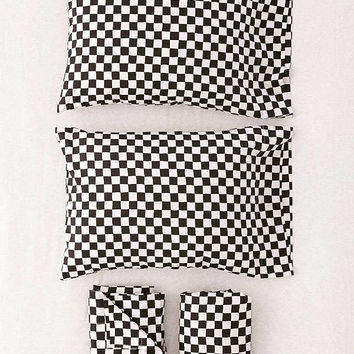 Checkered Sheet Set | Urban Outfitters