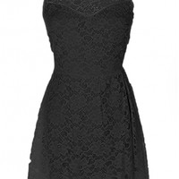 The Black Evening Lace Dress - 29 N Under