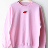 Watermelon Patch Sweater