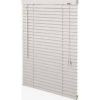 Achim Home Furnishings 1-Inch Wide Window Blinds, 72 by 64-Inch, White
