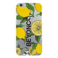 Beyonce Lemon iPhone Case