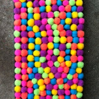 Neon Lite Bright iPhone 4 4s Hard Cover Case by kaylafenton
