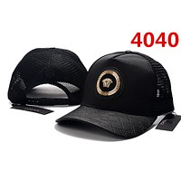 NEW Versace Classic Baseball Cap Sun Cap Tennis Cap Sports Hat for Women Men Adjustable