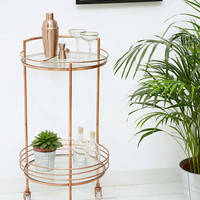 Leila Bar Cart - Urban Outfitters