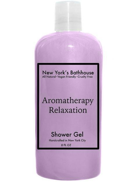 Image of Aromatherapy Relaxation Shower Gel