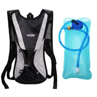 West Biking Hydration Backpack with 2-2.5L Water Bladder Outdoor Pack for Cycling/Bicycle Hiking, Mountain Climbing, Running Bag