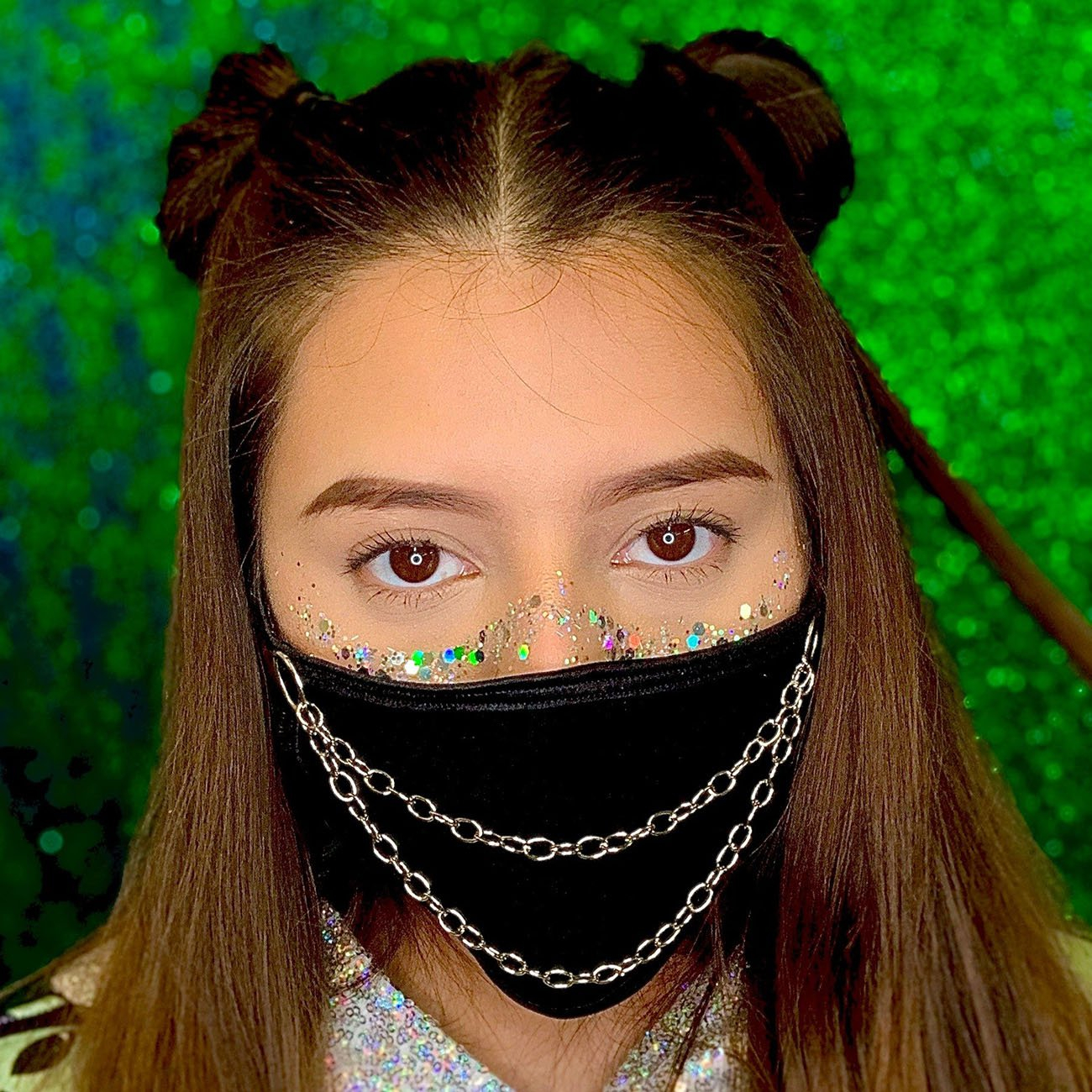Image of Chained Face Mask