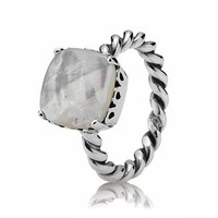 PANDORA Mother of Pearl Path Ring