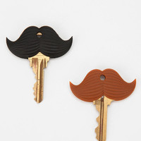 Urban Outfitters - Mustache Keycap - Set Of 2