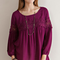 Ella Lace Top