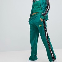 Umbro Tracksuit Bottoms With Taping Co-Ord at asos.com