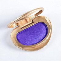 2016 Blue Pink Professional Beauty Single Eyeshadow Nude makeup earth color eye shadow Bright and lasting free shipping GH-S477