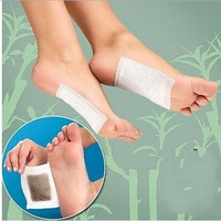2 Pcs Detox Foot Pads Lose weight Slim Fit Remove Body Toxins Weight Loss Stress Relief