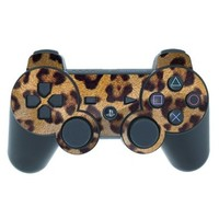 DecalGirl Decorative Skin/Decal for PlayStation 3 Controller - Leopard Spots