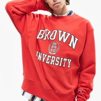 Champion Brown University Sweatshirt | PacSun