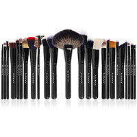 The Masterpiece Pro Signature Brush Set - 24pcs Handmade Natural/Synthetic Bristle