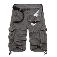 Army Camouflage Tactical Shorts
