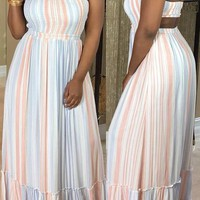 Ready Or Not Maxi Dress