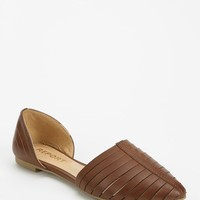 Report Simba Sliced D'Orsay Flat - Urban Outfitters