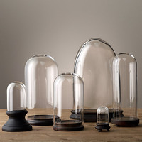 Petite Glass Cloche Collection