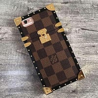 Louis Vuitton LV Fashion iPhone Phone Cover Case For iPhone 7 7plus 8 8plus X iPhone XR XS MAX 11 Pro Max 12 mini 12 Pro Max