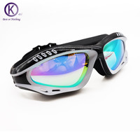 High-end Swimming Goggles HD Swimming Glasses Spectacles Electroplating lens Spherical 3D design Swimming Pool using