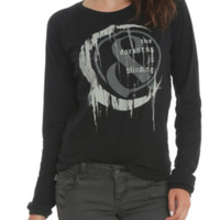 Of Mice & Men Darkness Girls Crew Pullover
