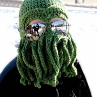 Handcrafts Octopus Hats [4919370820]