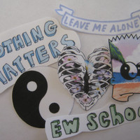 cool stickers (choose 3)
